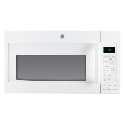 GE 1.9 Cu. Ft. 1000-Watt Over-the-Range Microwave Oven