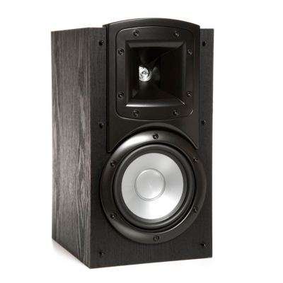 Klipsch Bookshelf Speaker with Patented Tractrix® Horn (2 in Box; Price for Each)