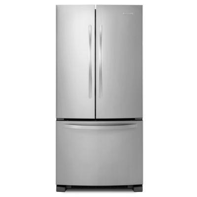KitchenAid 21.9 Cu. Ft. Stainless Steel French Door Refrigerator