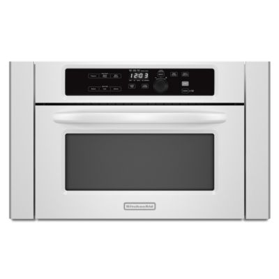 KitchenAid 1.4 Cu. Ft. 1000-Watt Built-In Microwave