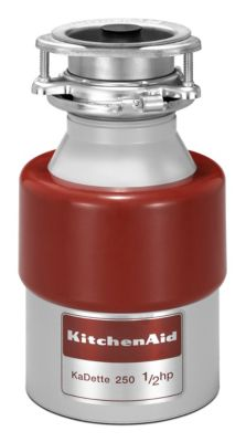 KitchenAid 26 oz. Capacity Continuous Feed Disposer