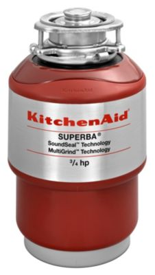 KitchenAid 3/4-Horsepower Continuous Feed Disposer