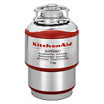 KitchenAid 1-Horsepower Continuous Feed Food Waste Disposer 379.00