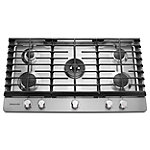 KitchenAid 30' Stainless Steel 5-Burner Gas Cooktop