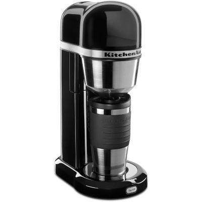 KitchenAid® 4-Cup Personal Coffee Maker with Multifunctional Thermal Mug
