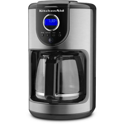 KitchenAid® 12-Cup Programmable Coffee Maker