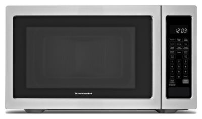 KitchenAid 2.0 Cu. Ft.  1200 Watt Stainless Steel Microwave Oven