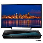 Sony 50' 3D LED Smart HDTV with FREE Blu-ray Player 1199.99