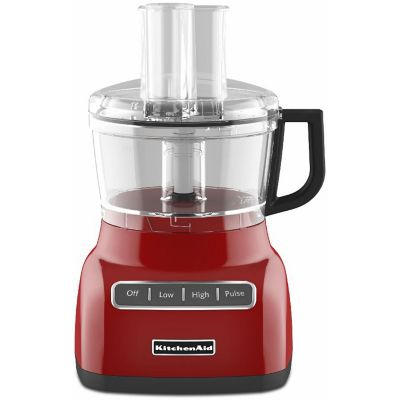 KitchenAid® Empire Red 7-Cup Food Processor
