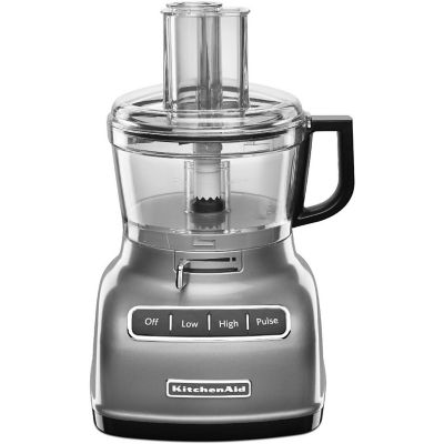 KitchenAid® Contour Silver 7-Cup Food Processor