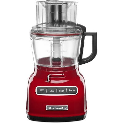 KitchenAid® Empire Red 9-Cup Food Processor