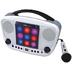 Karaoke Night Karaoke Player with LED Light Show