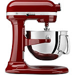 KitchenAid® 6-Quart Gloss Cinnamon Bowl-Lift Stand Mixer with Pouring Shield 449.99