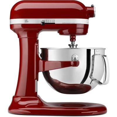 KitchenAid® 6-Quart Gloss Cinnamon Bowl-Lift Stand Mixer with Pouring Shield