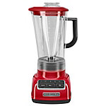 KitchenAid® Empire Red 5-Speed Diamond Blender