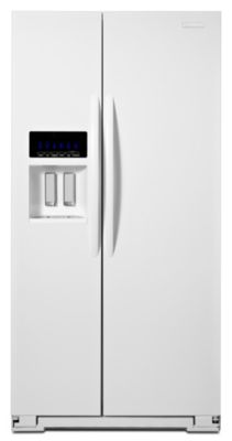 KitchenAid 26 Cu. Ft. Standard-Depth Side-by-Side Refrigerator