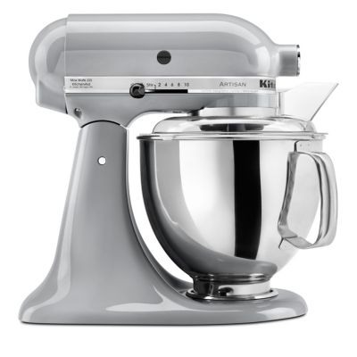 KitchenAid 5 Quart Capacity Metallic Chrome 325-Watt Tilt-Head Stand Mixer