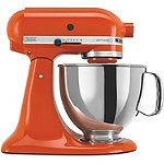 KitchenAid 5-Quart Persimmon 325-Watt Tilt-Back Head Stand Mixer 349.99