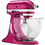 KitchenAid 5-Quart Raspberry Ice Stand Mixer 399.99