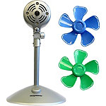 Keystone 10' Flower Fan with Interchangeable Heads