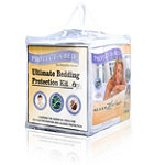 Protect-A-Bed Twin Ultimate Bedding Protection Kit 39.95