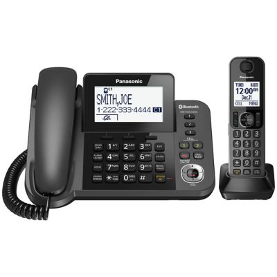 Panasonic Link2Cell Bluetooth Corder/Cordless Phone