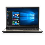 Toshiba 15.6' Laptop with Intel® Core™ i7-5500U Processor, 8GB Memory, 1TB Hard Drive, Black