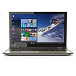 Toshiba 15.6' Satellite Fusion Laptop with Intel® Core™ i3-5015U Processor, 6GB Memory, 500GB Hard Drive, Gold