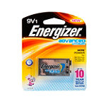 Energizer Advanced Lithium 9 Volt Battery 5.95