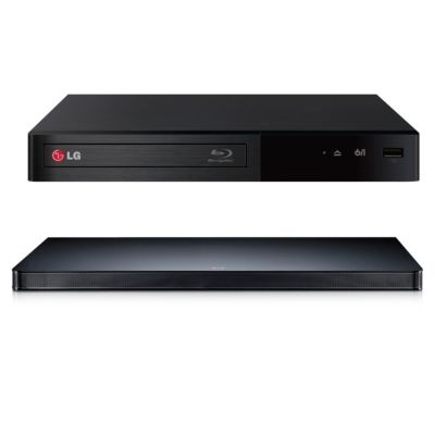 LG 4.1 Channel SoundPlate™ 340 with FREE Blu-ray Player