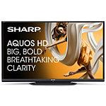 Sharp 55' Full HD 1080p 120Hz AQUOS® LED Streaming TV 699.99