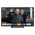 Sharp 55' 1080p AQUOS® LED Smart HDTV
