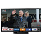 Sharp 65' 1080p AQUOS® LED Smart HDTV 998.00