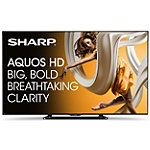 Sharp 70' Full HD 1080p 120Hz AQUOS® LED Smart TV 1499.99