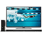 Sharp 70' 4K Ultra HD 3D LED Smart TV with Soundbar and Wireless Subwoofer 3849.99