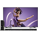 Sharp 70' 4K Ultra HD AQUOS® LED Smart TV with Soundbar and Wireless Subwoofer 3199.99