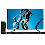 Sharp 70' Full HD 3D AQUOS® Q+ LED Smart TV with Soundbar and Wireless Subwoofer 3349.99