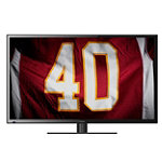 Haier 40' 1080p 120Hz LED HDTV No price available.