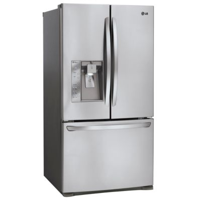 LG 24.6 Cu. Ft. Stainless Steel Counter-Depth French Door Refrigerator