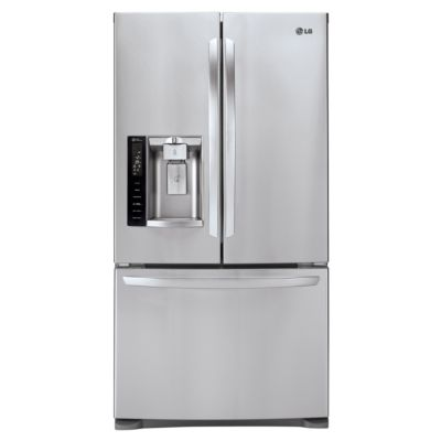 LG 27.6 Cu. Ft. Stainless Steel French Door Refrigerator