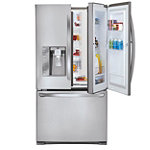 LG 29 Cu. Ft. Stainless Steel Door-in-Door™ French Door Refrigerator 2879.99