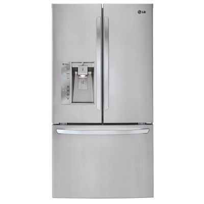 LG 32 Cu. Ft. Stainless Steel French Door Refrigerator