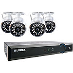 Lorex 8-Channel 960H Stratus Digital Video Recorder with 4 Wireless Cameras