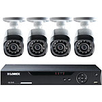 Lorex 8-Channel 2TB 720p HD DVR System with 4 Cameras