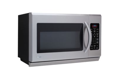 LG 2 Cu. Ft. 1,100-Watt Stainless Steel Over-the-Range Microwave