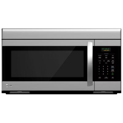 LG 1.6 Cu. Ft. 1,000-Watt Stainless Steel Over-the-Range Microwave
