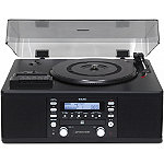 Teac CD Recorder Cassette Turntable