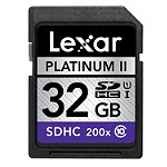 Lexar 32GB SD High-Capacity Memory Card 39.99