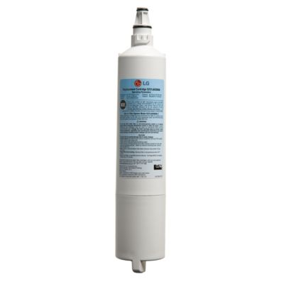 LG 300 Gallon Capacity Water Filter for LG Bottom-Freezer and Side-by-Side Refrigerators (Horizontal Installation)