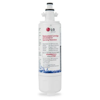 LG 200-Gallon Capacity Premium Ice and Water Filter